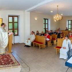Duchovná obnova, Agape pred odpustom (30.8.2014)