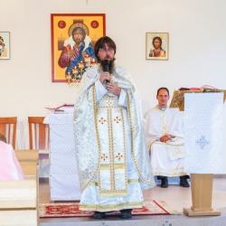 Duchovná obnova, Agape pred odpustom (31.8.2013)