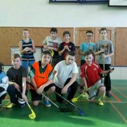 Florbalový turnaj (11.2.2017 ZŠ Rozhanovce)