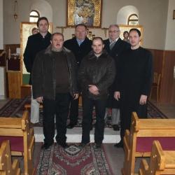 Kurátorské sľuby - Čižatice (marec 2013)