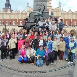Púť do Krakowa a Oswiecimu (máj 2013)